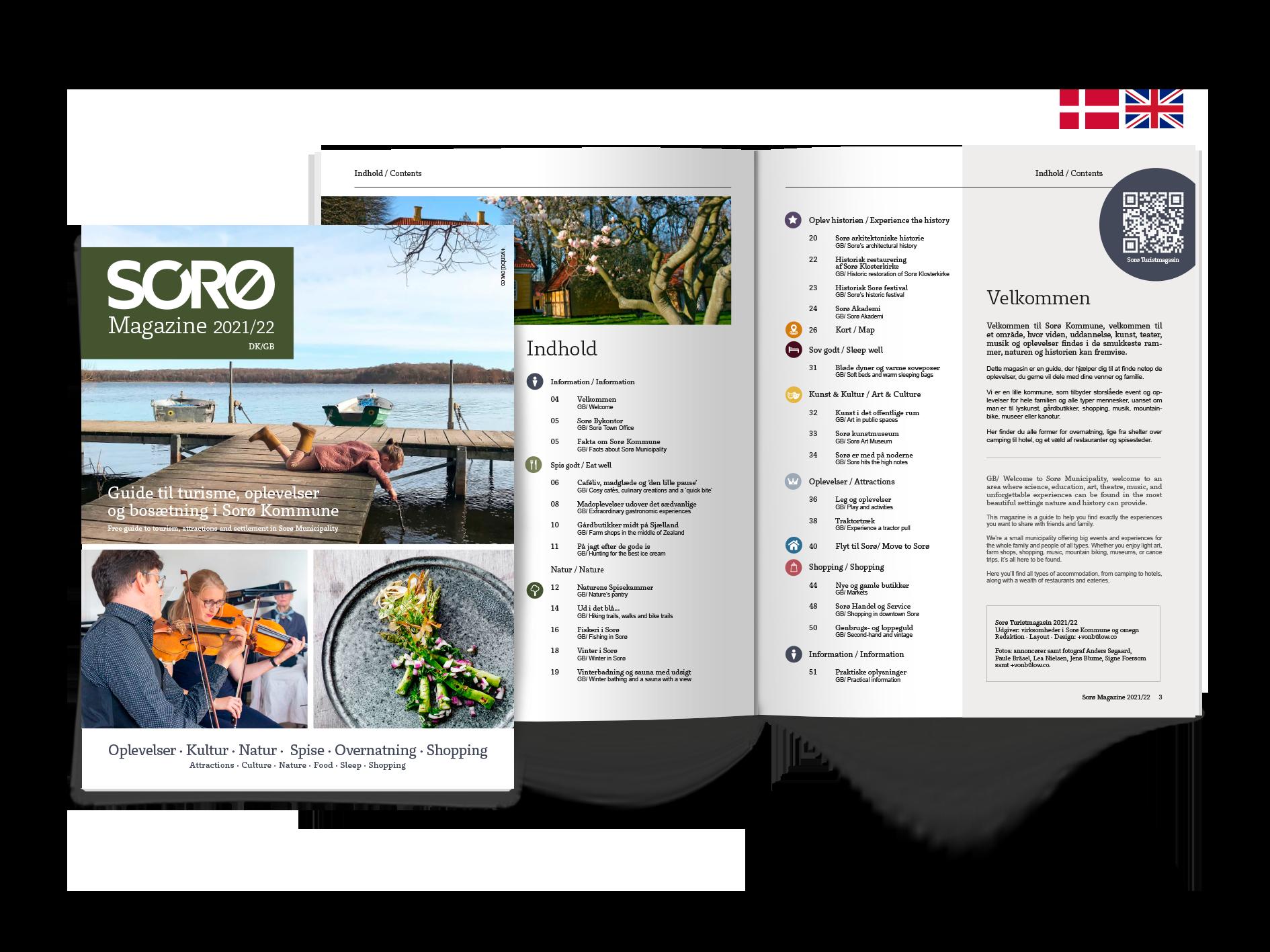 Fotografi af Sorø Magazine 2021
