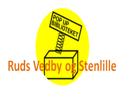 logo til Pop Up biblioteket