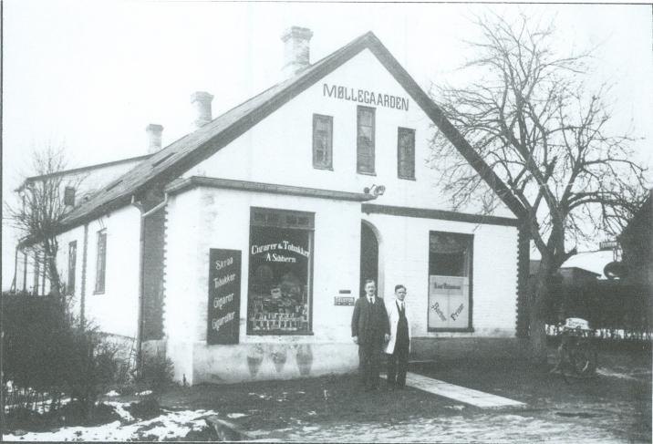 Møllegården, Frederiksbergvej 22 - fra 1923