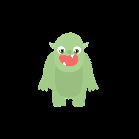 Grøn trold