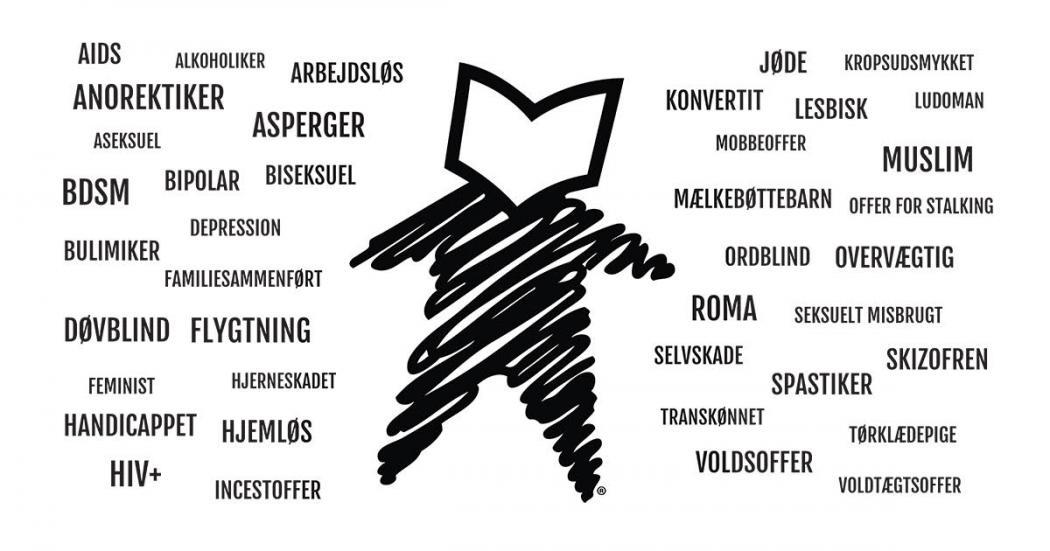 Menneskebiblioteket stort logo