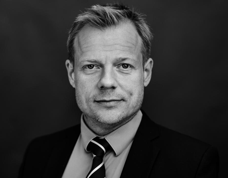 Fotografi af Rune Lykkeberg taget af Sille Veilmark