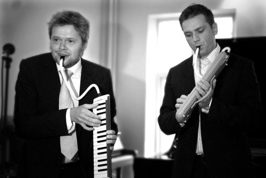 Fotografi af Flensborg/Venndt-Duo